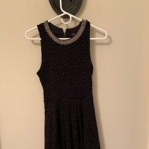Knee Length Formal Dress